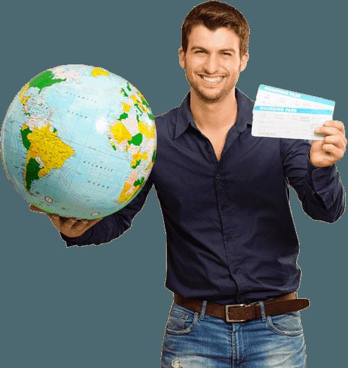 man-with-globe