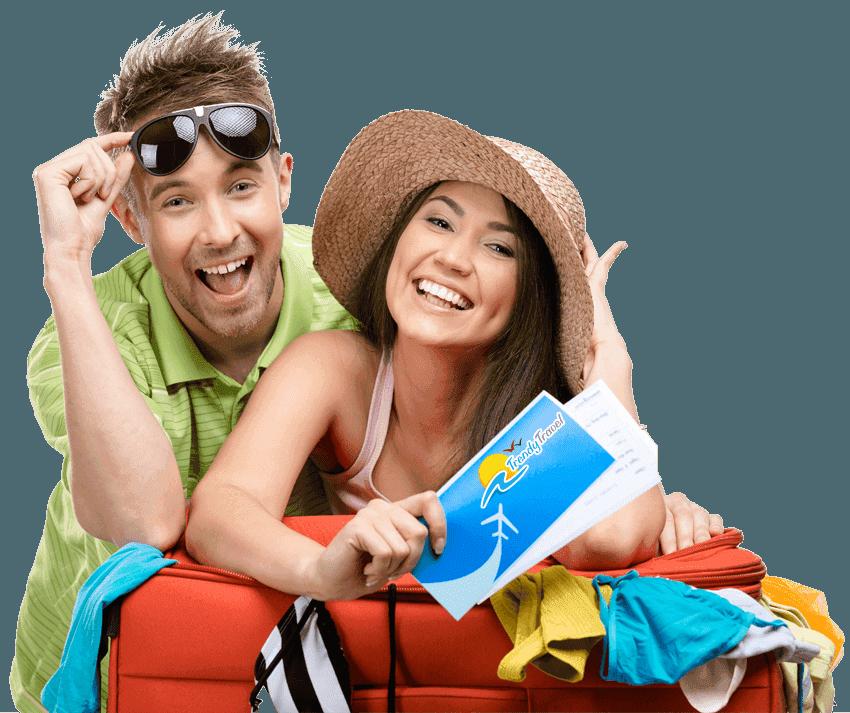 tourist-couple